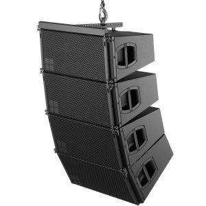 Cabinets, power amplifiers and accessories